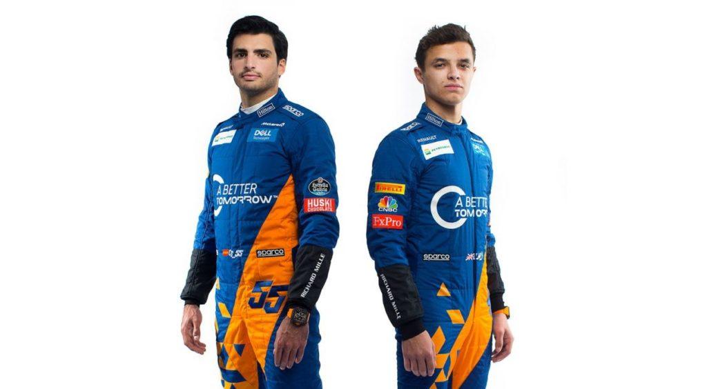 F1 | Mclaren ha presentato a Woking la nuova MCL34 2