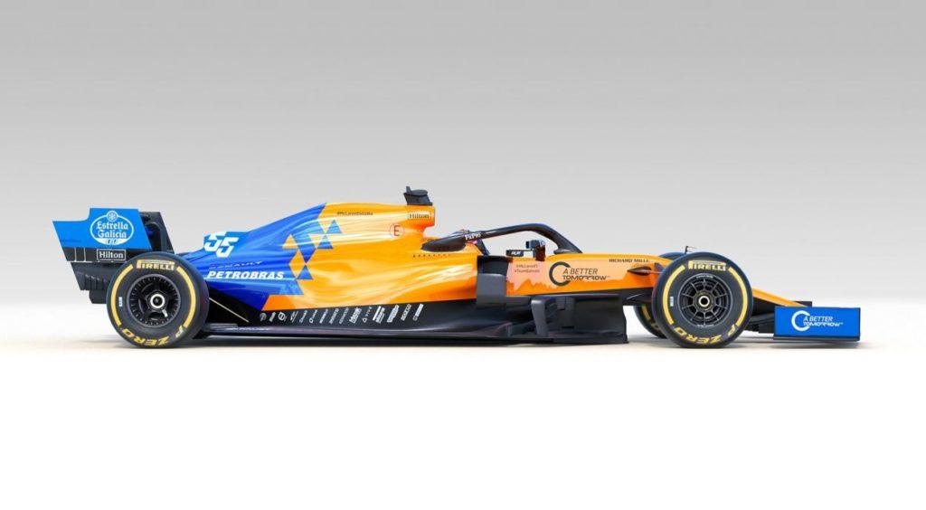 F1 | Mclaren ha presentato a Woking la nuova MCL34 1