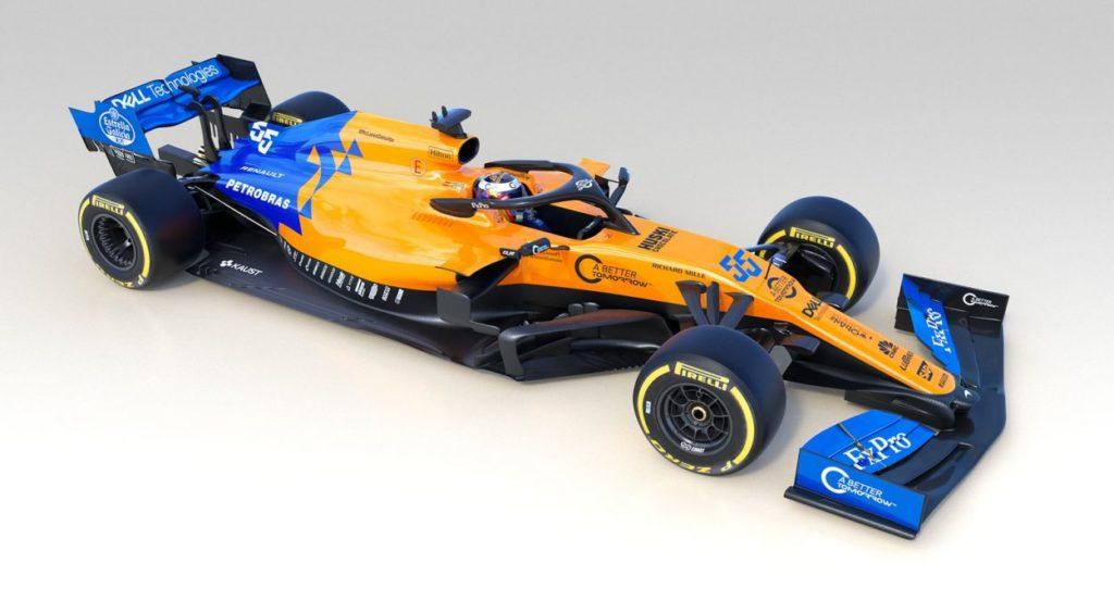 F1 | Mclaren ha presentato a Woking la nuova MCL34