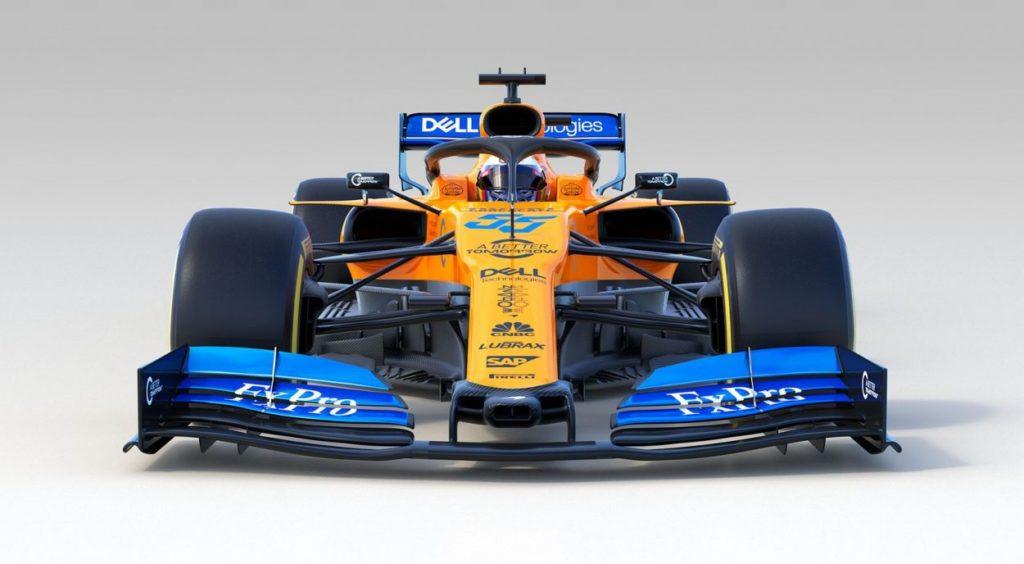 F1 | Mclaren ha presentato a Woking la nuova MCL34 3