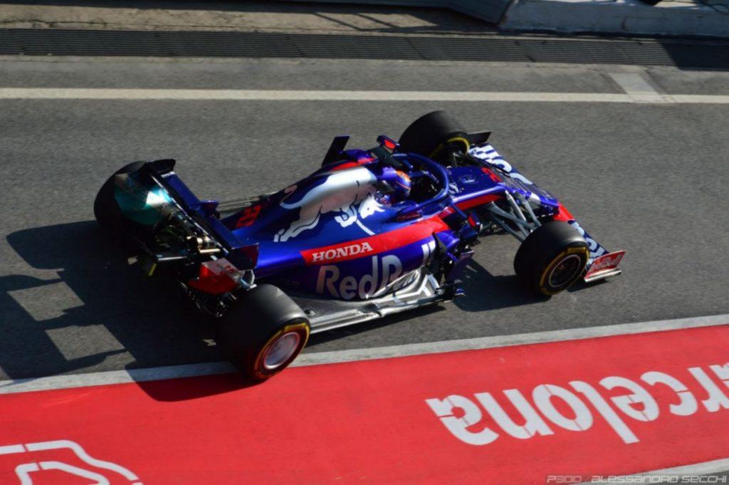 F1   Barcellona Test Day 4: Albon a sorpresa in vetta a metà giornata