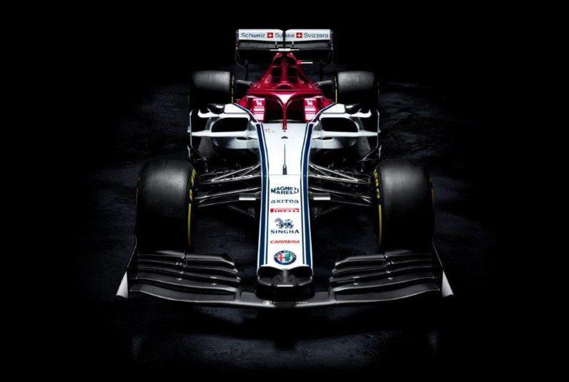 F1   L'Alfa Romeo svela al Montmelò la C38 3
