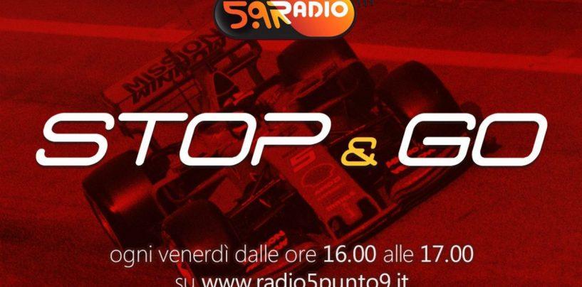"""<span class=""""entry-title-primary"""">""""Stop&Go"""" live venerdì 1° marzo alle ore 16:00 su Radio 5.9</span> <span class=""""entry-subtitle"""">La trasmissione di P300 in diretta fino alle 17</span>"""