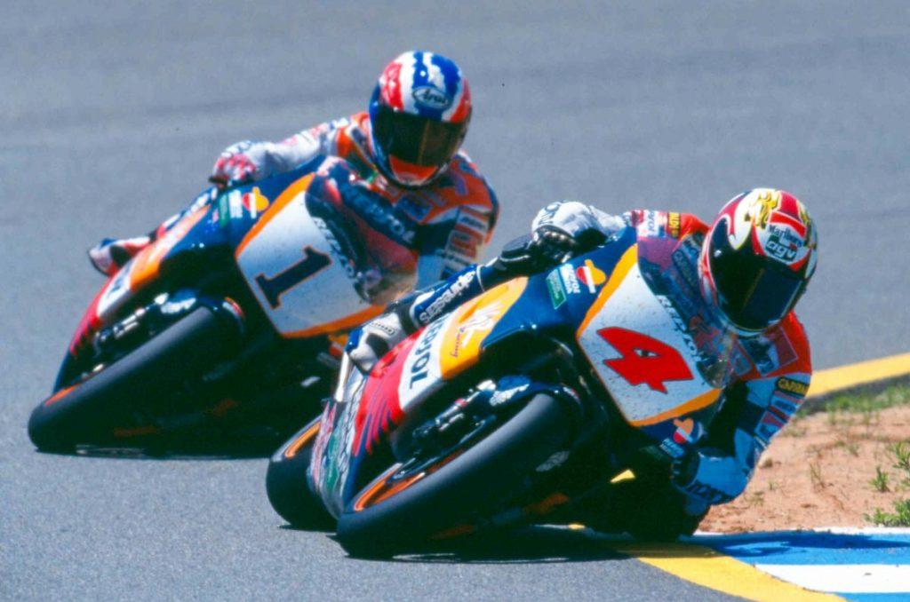 MotoGP | Jerez 1996: Álex Crivillé contro tutti