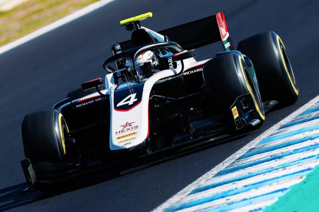 F2 | Test Jerez: Nyck de Vries precede Ghiotto nella seconda giornata