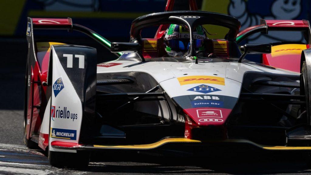 Formula E   Città del Messico: di Grassi gestisce le batterie e riporta Audi alla vittoria