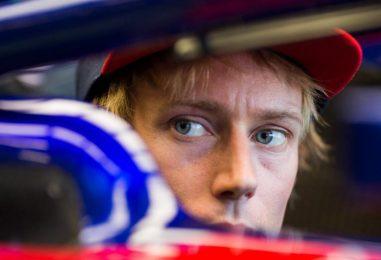 Formula E | Brendon Hartley firma con Dragon Racing