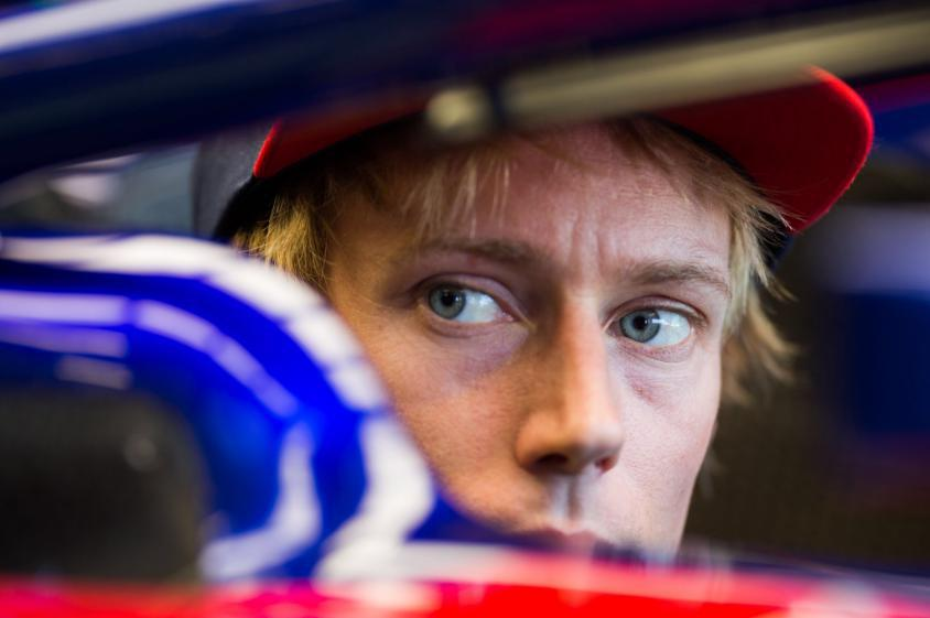 Formula E | Brendon Hartley firma con Dragon Racing