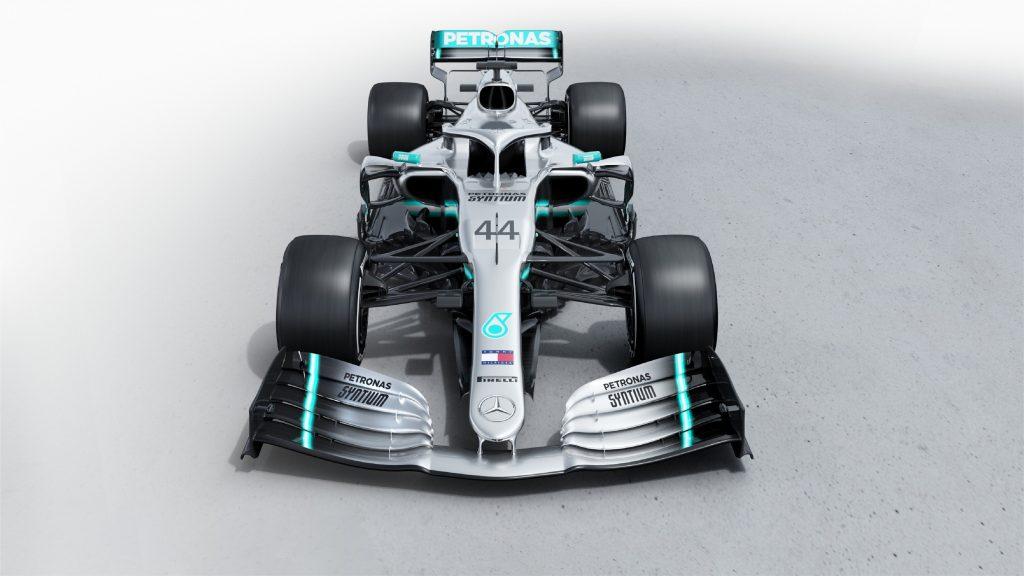 F1 | Ecco la nuova Mercedes F1 W10 2