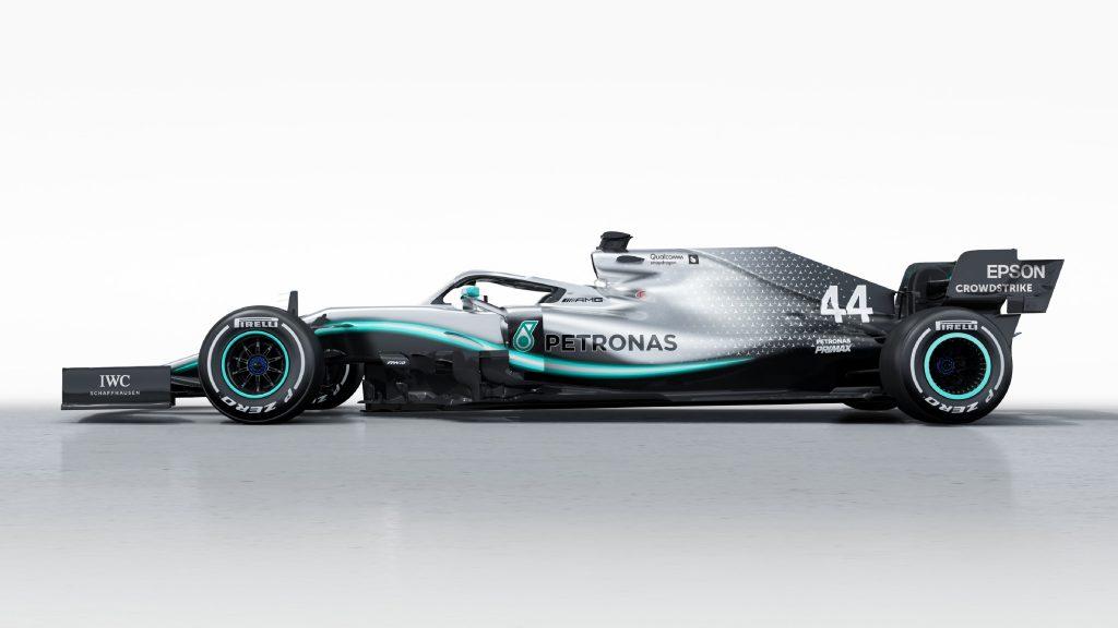 F1 | Ecco la nuova Mercedes F1 W10 1