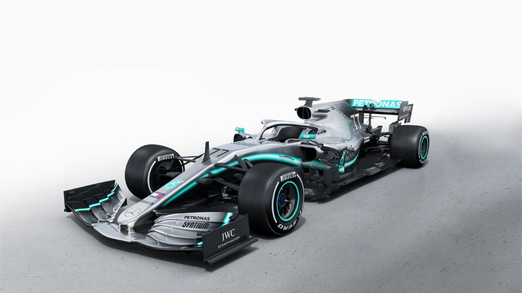 F1 | Ecco la nuova Mercedes F1 W10