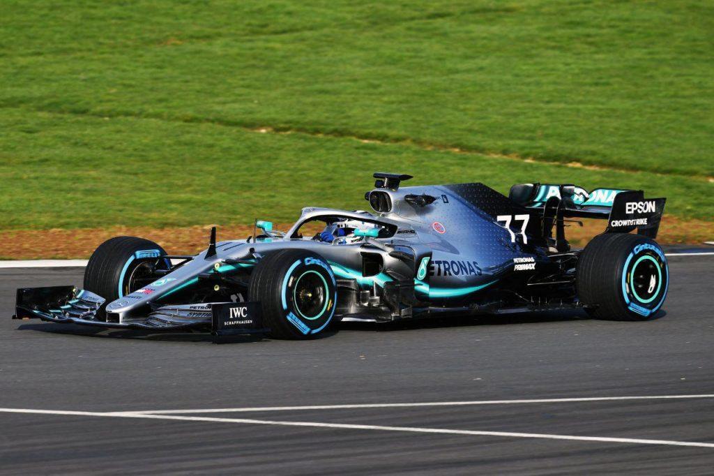 F1 | Ecco la nuova Mercedes F1 W10 3