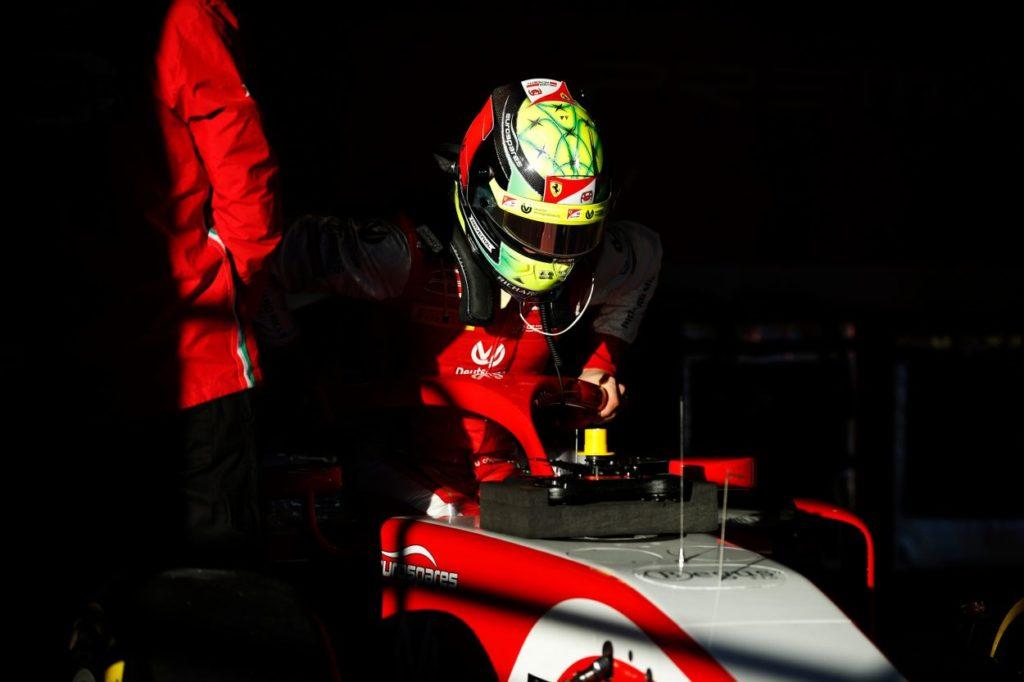 F2 | Test Jerez: Mick Schumacher chiude con il miglior tempo assoluto