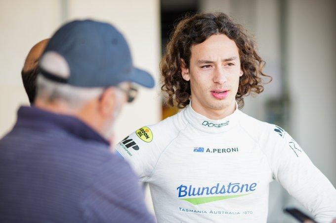F3 | Alex Peroni si unisce al team Campos