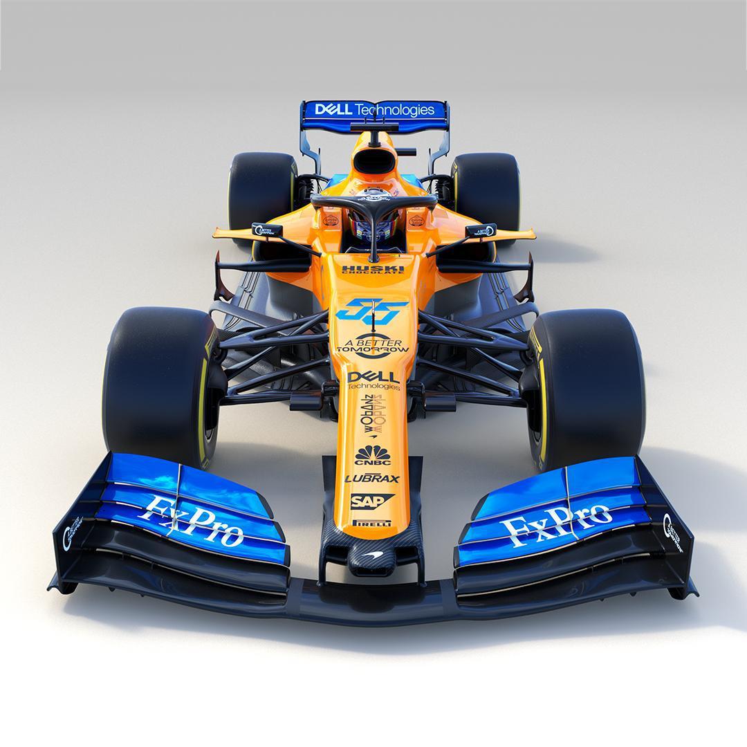 F1 | Mclaren ha presentato a Woking la nuova MCL34 4