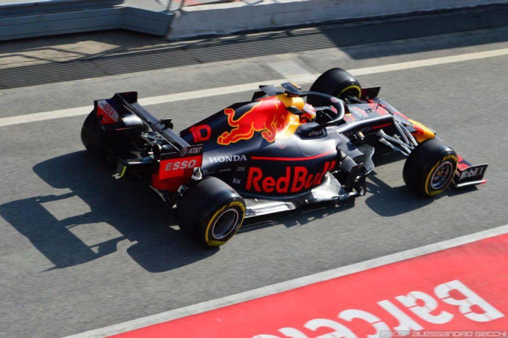 F1 | Barcellona Test Day 7: classifica invariata nel pomeriggio, incidente per Gasly