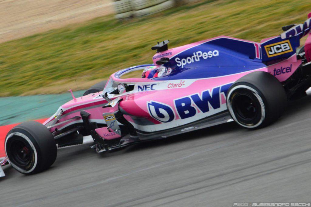 F1 | Barcellona Test Day 6: Pérez il più veloce nel pomeriggio, solo un giro per Leclerc