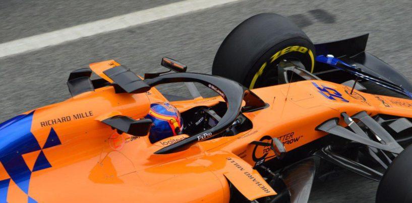 """<span class=""""entry-title-primary"""">F1   Barcellona Test Day 6: Sainz leader in mattinata, incidente per Vettel</span> <span class=""""entry-subtitle"""">Nessuna conseguenza per il tedesco, ma tanto lavoro da fare in Ferrari</span>"""