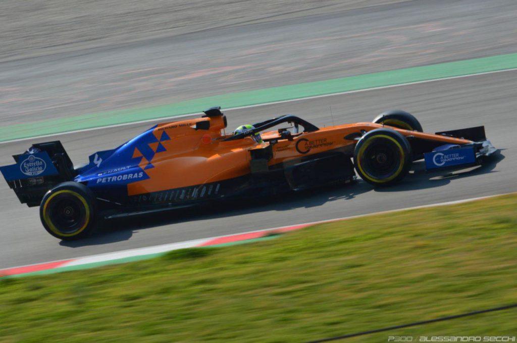 F1 | Barcellona Test Day 5: Norris chiude in testa nonostante un altro stop