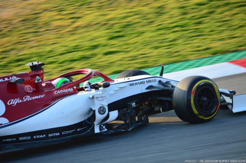 F1 | Barcellona Test Day 5: Giovinazzi al comando nella sessione mattutina
