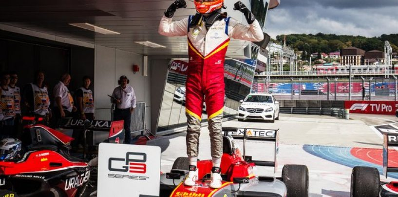 """<span class=""""entry-title-primary"""">F3   Leonardo Pulcini si lega a Hitech per la stagione 2019</span> <span class=""""entry-subtitle"""">Dopo due stagioni in GP3, l'italiano sarà ancora protagonista della """"categoria d'ingresso""""</span>"""