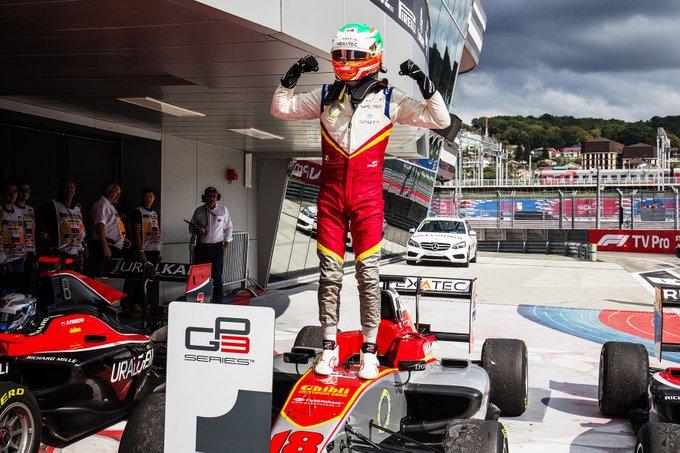 F3   Leonardo Pulcini si lega a Hitech per la stagione 2019