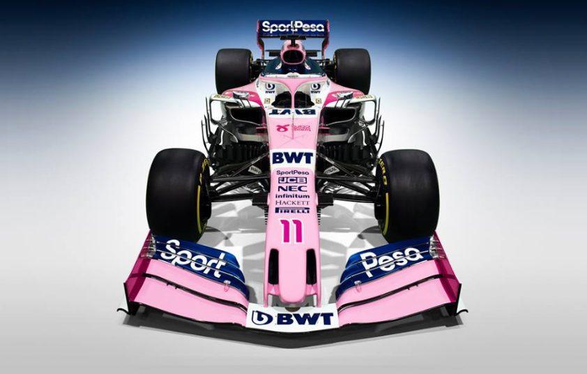 F1 | Racing Point presenta la sua livrea 2019 2