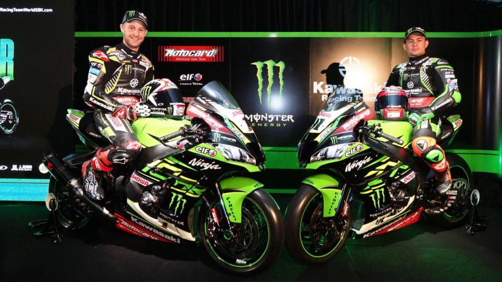 SBK | Presentato il team Kawasaki Racing per la stagione 2019