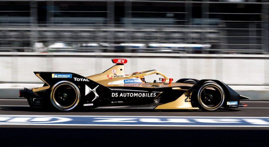 Formula E | Vergne il più veloce nei test di Città del Messico
