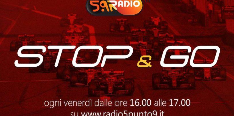 """<span class=""""entry-title-primary"""">""""Stop&Go"""" live venerdì 29 marzo alle ore 16:00 su Radio 5.9</span> <span class=""""entry-subtitle"""">La trasmissione di P300 in diretta fino alle 17</span>"""