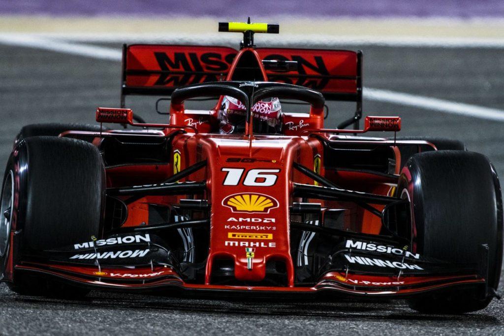 F1 | GP Bahrain, FP3: ancora Ferrari con Leclerc-Vettel, Mercedes a 7 decimi