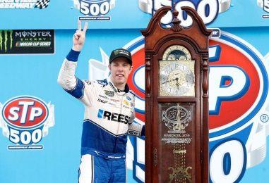 NASCAR   Keselowski concede il bis a Martinsville