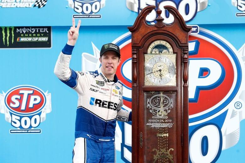 NASCAR | Keselowski concede il bis a Martinsville
