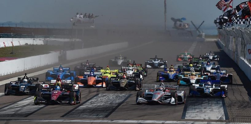 Indycar | St.Petersburg 2019 | Anteprima