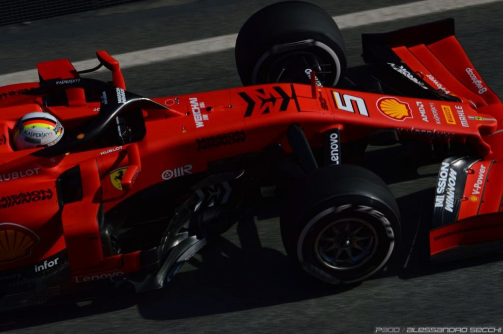 F1   GP Bahrain, FP2: Vettel precede Leclerc