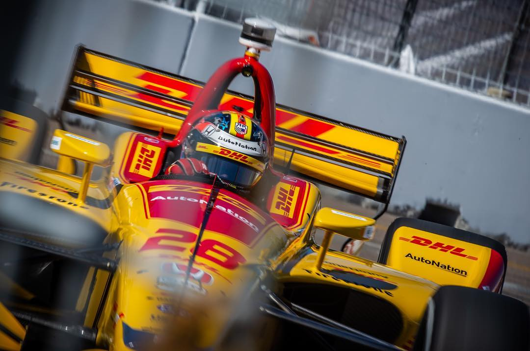 Indycar | GP St.Petersburg: Hunter-Reay si conferma nelle FP3