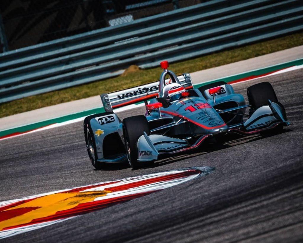 Indycar   Indycar Classic: Power il più veloce nelle libere del venerdì