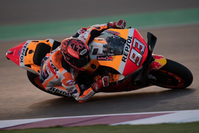Motomondiale   GP Qatar, sintesi prove libere del venerdì