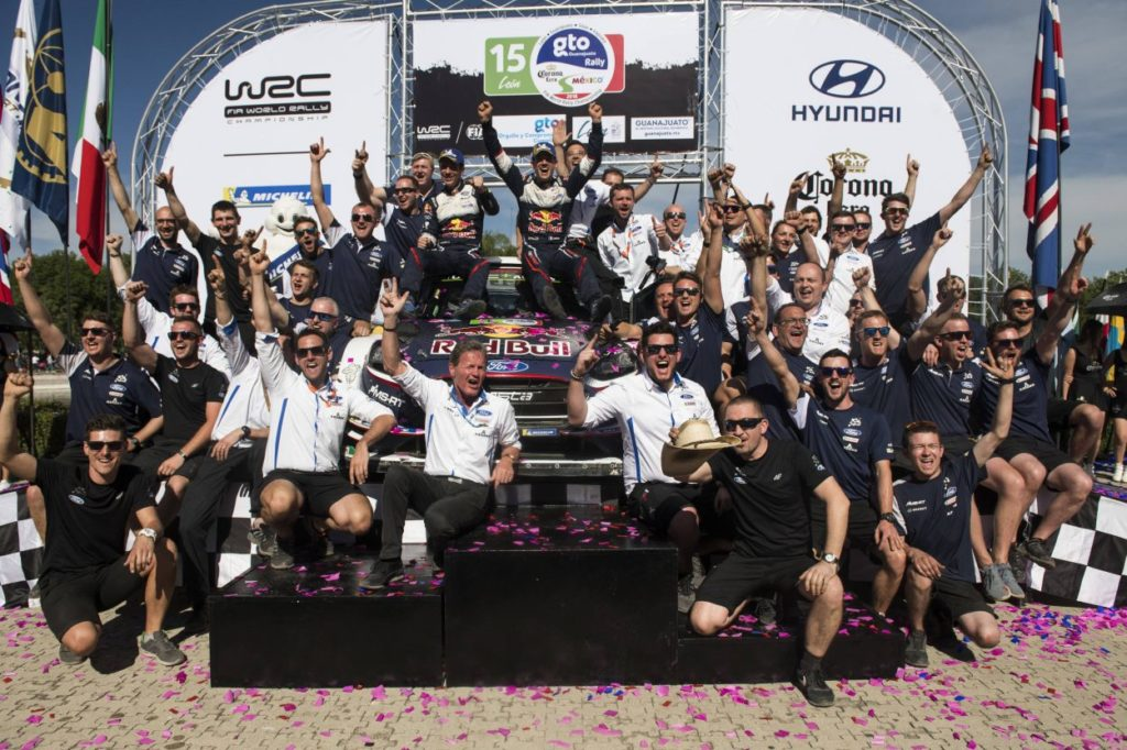 WRC | Rally del Messico 2019 - Anteprima