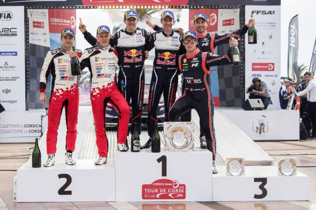WRC | Rally di Corsica 2019 - Anteprima