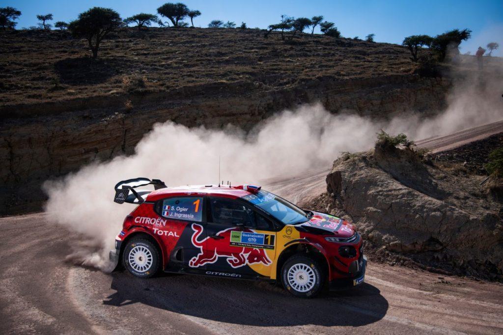 WRC | Messico: Mikkelsen e Sordo out, Ogier prova la fuga