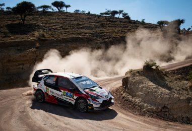 WRC | Messico: Ogier ancora leader, Tänak si avvicina ad Evans