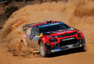 WRC | Messico: Ogier fora ma resta al comando, problemi per Meeke