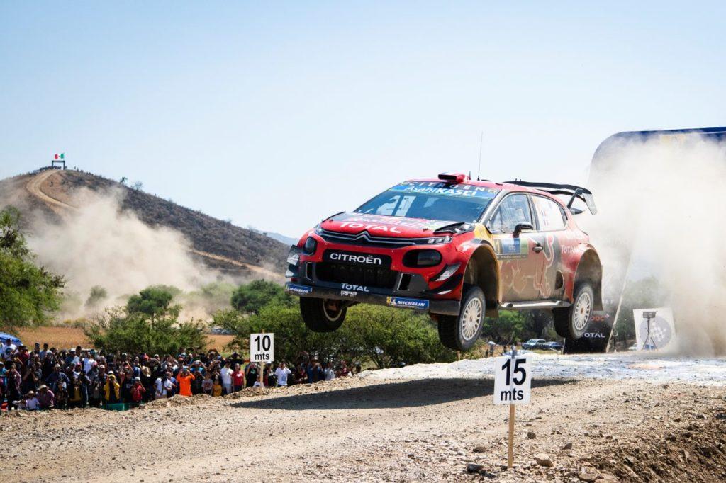 WRC | Sébastien Ogier vince in Messico davanti a Tänak ed Evans