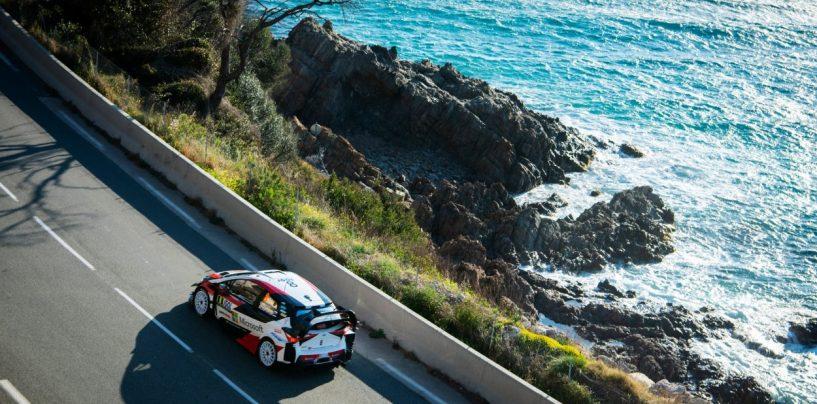 """<span class=""""entry-title-primary"""">WRC   Corsica: Tänak torna in prima posizione, Andolfi leader tra le WRC-2</span> <span class=""""entry-subtitle"""">2""""3 tra l'estone ed Evans, Ogier risale quinto. L'italiano approfitta dello stop di Camilli</span>"""