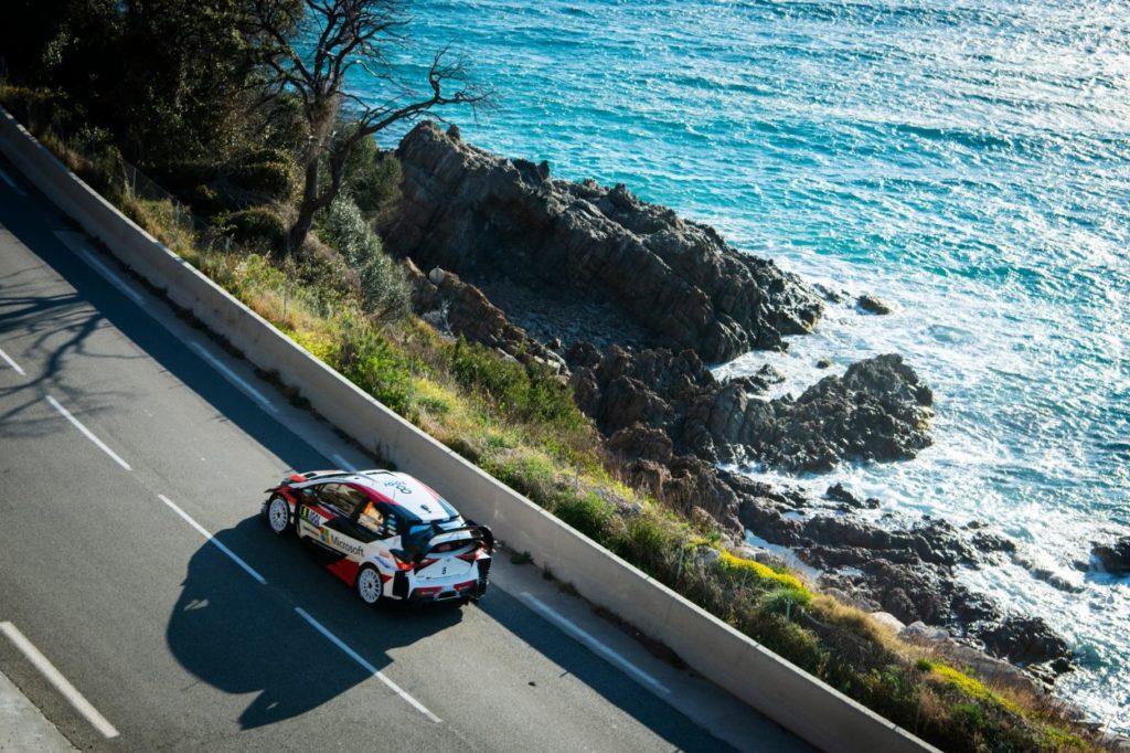 WRC | Corsica: Tänak torna in prima posizione, Andolfi leader tra le WRC-2