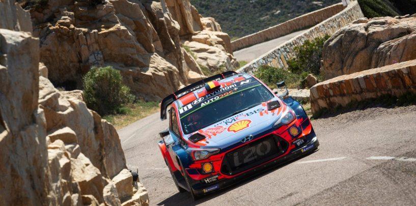"""<span class=""""entry-title-primary"""">WRC   Evans fora nella Power Stage, Neuville vince il Rally di Corsica</span> <span class=""""entry-subtitle"""">Sfortunatissimo il gallese, privato di una vittoria ormai certa. Ogier secondo</span>"""