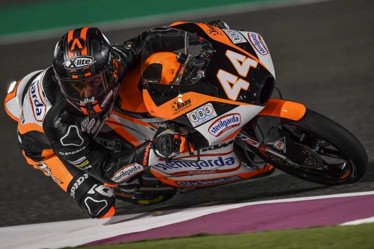 Moto3 | GP Qatar: pole position per Aron Canet