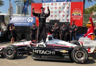 Indycar | GP St.Petersburg: Newgarden trionfa nella prima gara stagionale