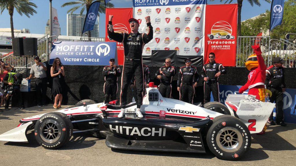 Indycar   GP St.Petersburg: Newgarden trionfa nella prima gara stagionale